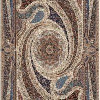 فرش ۷۰۰ شانه نقشه کهکشان کرم