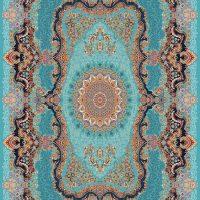 فرش ۷۰۰ شانه نقشه آسمان الماسی