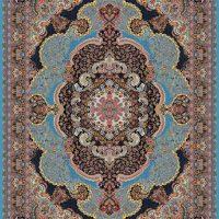 فرش ۱۰۰۰ شانه نقشه بهزاد الماسی