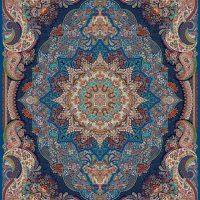 فرش ۱۰۰۰ شانه نقشه رونیکا کاربنی
