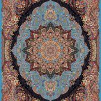 فرش ۱۰۰۰ شانه نقشه سارینا الماسی