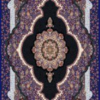 فرش ۷۰۰ شانه نقشه سلطان کاربنی