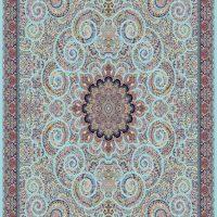 فرش ۱۰۰۰ شانه نقشه میترا الماسی