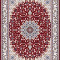 فرش ۱۲۰۰ شانه نقشه نایین روناسی