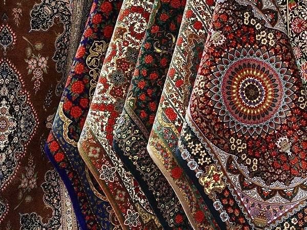 صادرات فرش دستباف در ۸ ماهه امسال به ارزش ۲۶۹ میلیون دلار