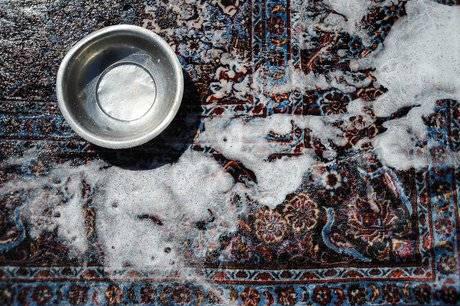 اصول شستشوی فرش در منزل