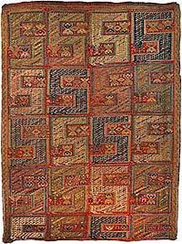 نقشها، نمادها در فرش ارمنی