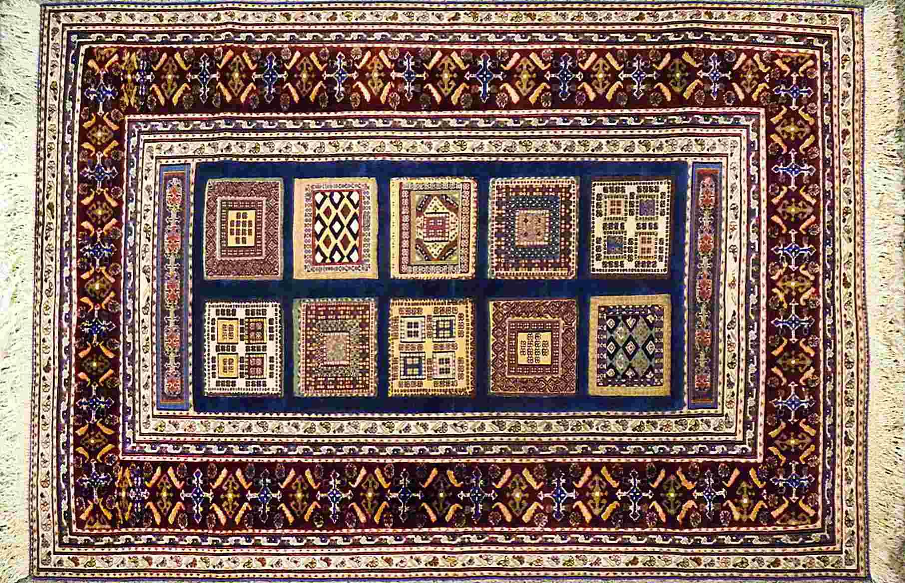 تفاوت فرش فانتزی و گلیم فرش در چیست؟