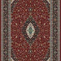 فرش ۷۰۰ شانه نیاوران نقشه کاشان لاکی
