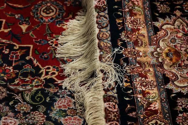 قیمت فرش ماشینی ۹ متری