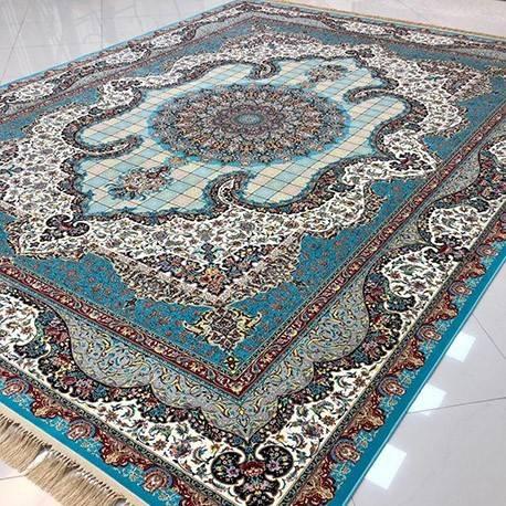 فرش ۱۲۰۰ شانه  فرش ایرانی و کیفیتی جهانی