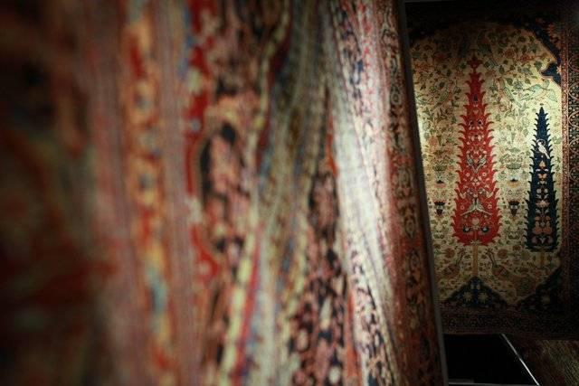کسی نمیتواند بگوید چند فرش محتشم وجود دارد