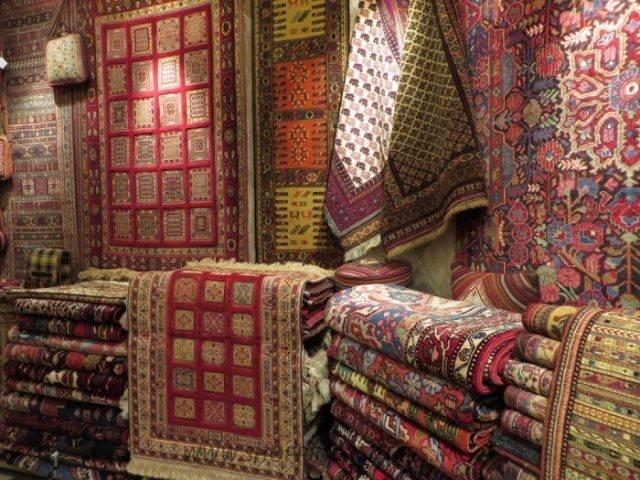 جایگاه فرش ایرانی در بازار جهانی