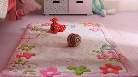 خرید فرش اتاق کودک