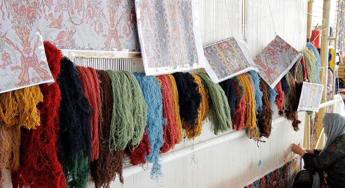 پرداخت ۹ میلیارد وام بانکی برای بافت فرش دستباف در استان مرکزی