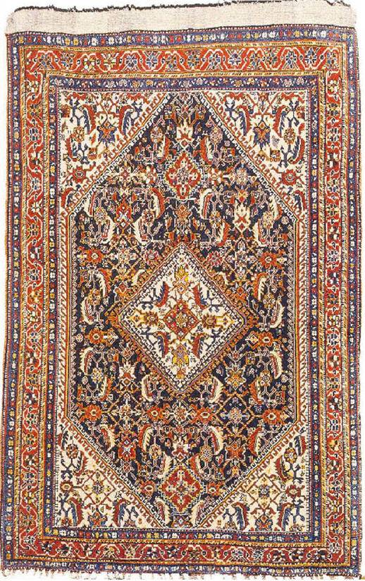 فرش قشقایی _irancarpet