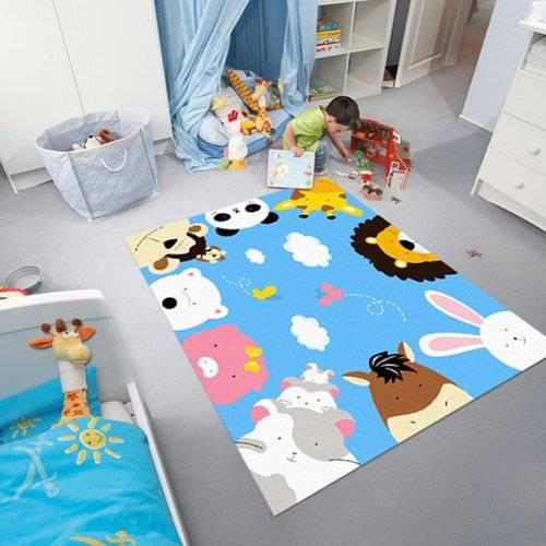 خرید اینترنتی فرش کودک