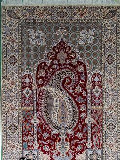 بته جقه در فرش دستباف ایران