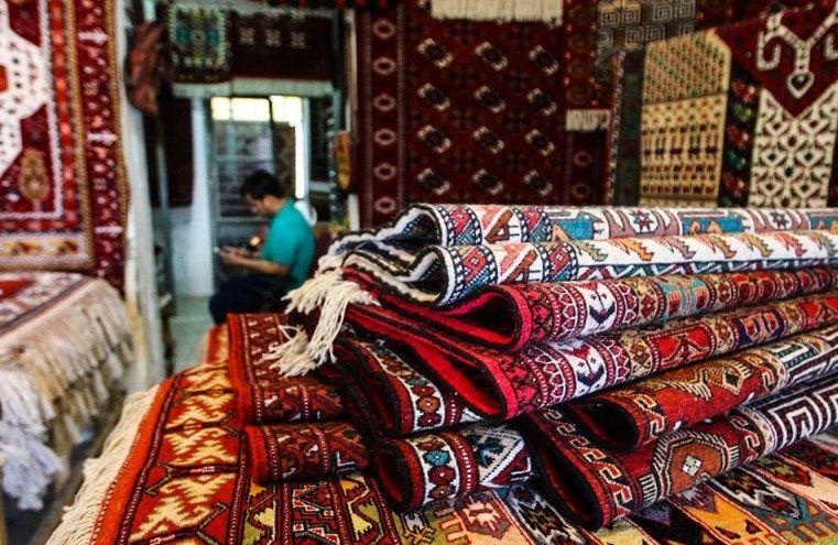 صادرات فرش ایران به آمریکا