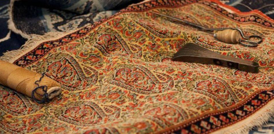 صادرات فرش دستباف چرا در حال نابودی است؟