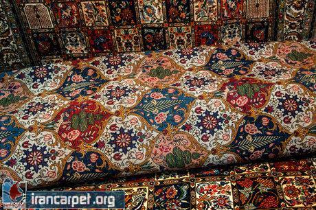 کاهش سهم فرش دستباف ایران از بازار جهانی فرش