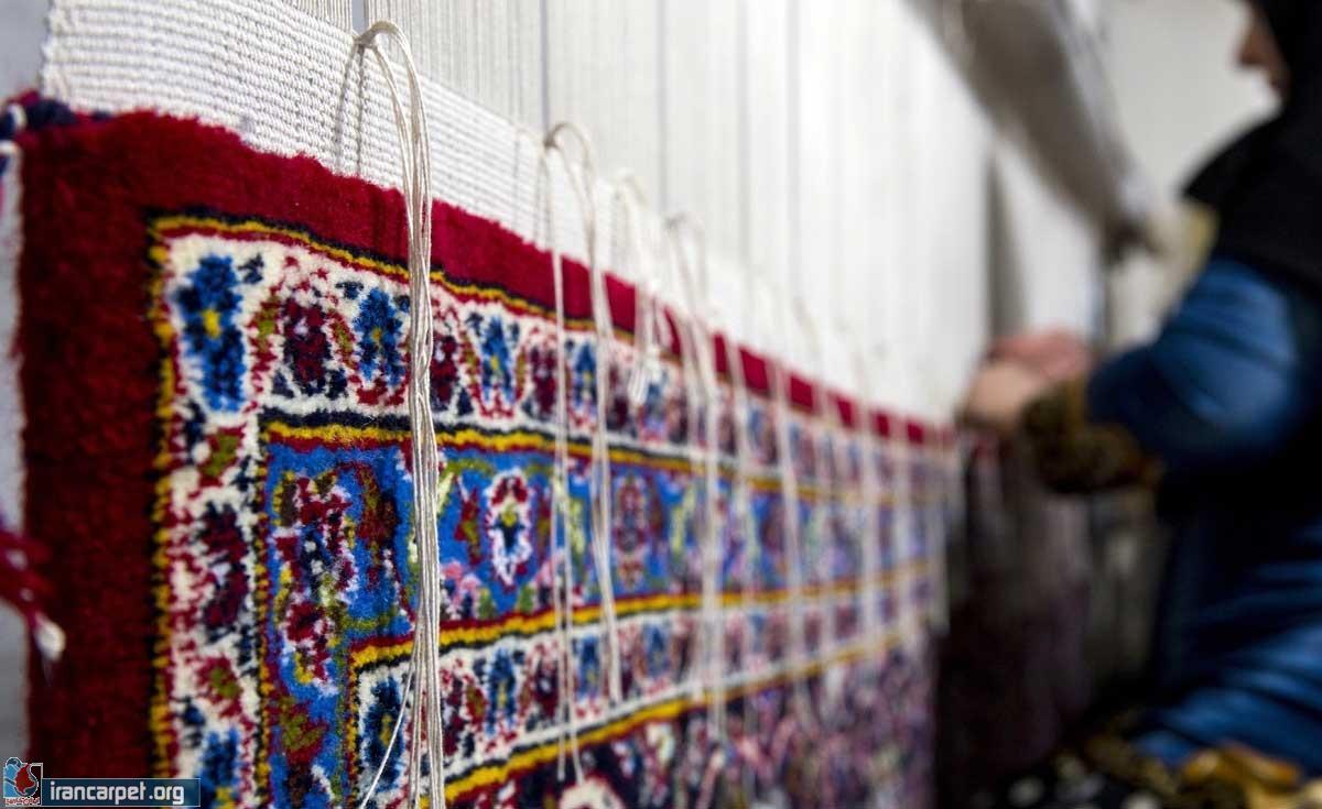 واردات فرش دستباف به کشور