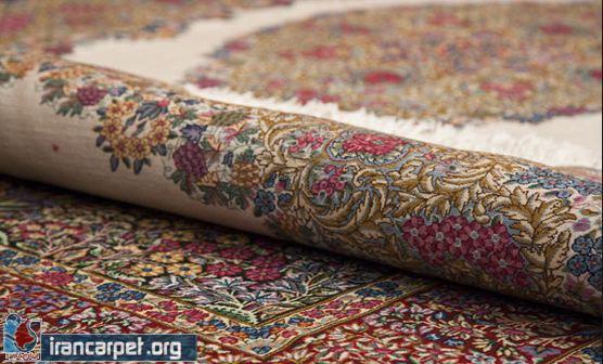 استفاده از اسطوره و نقش در فرش دستباف ایران