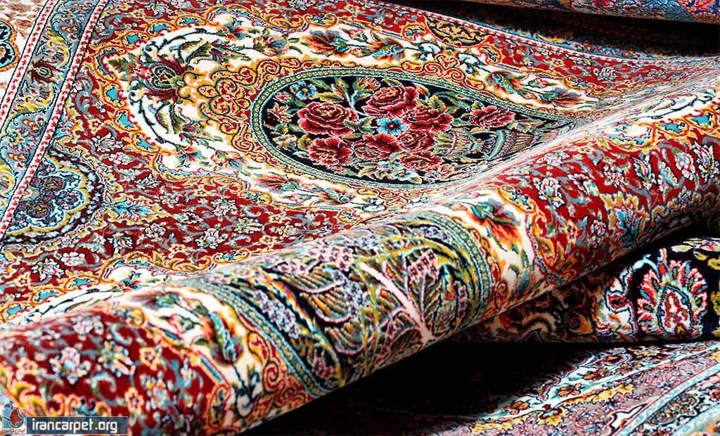 تاریخچه طراحی فرش