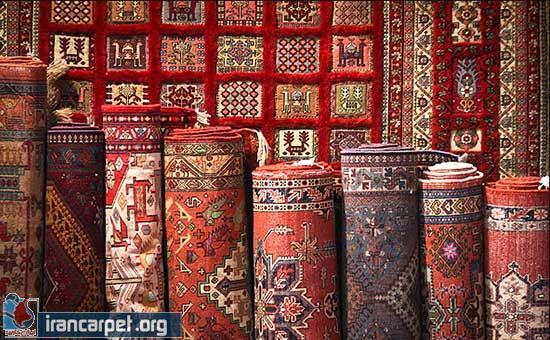 فرش با چه رنگ چه طرح و چه اندازه ای باب کدام کشور
