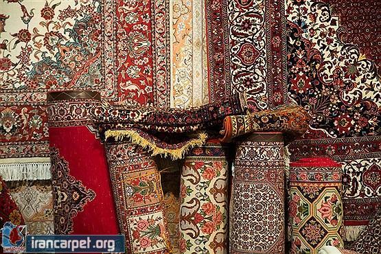 فرش ابریشم یا فرش پشمی؟ / بررسی انواع فرش دستباف