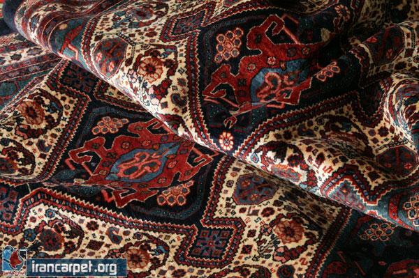 قالی دستباف نماد ملت ایران