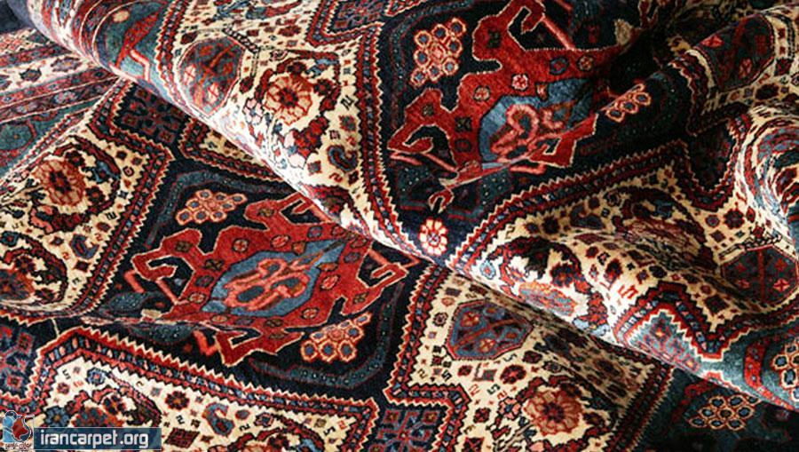 فرش دستباف هنر اصیل ایرانی