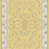 فرش ۱۲۰۰ شانه بادامی نقشه پرنسس