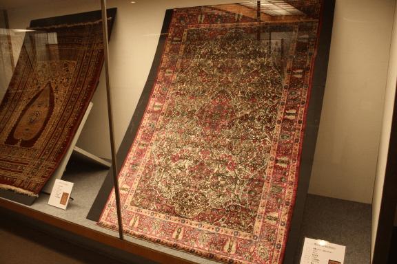 هنر فرش کاشان در گذر زمان