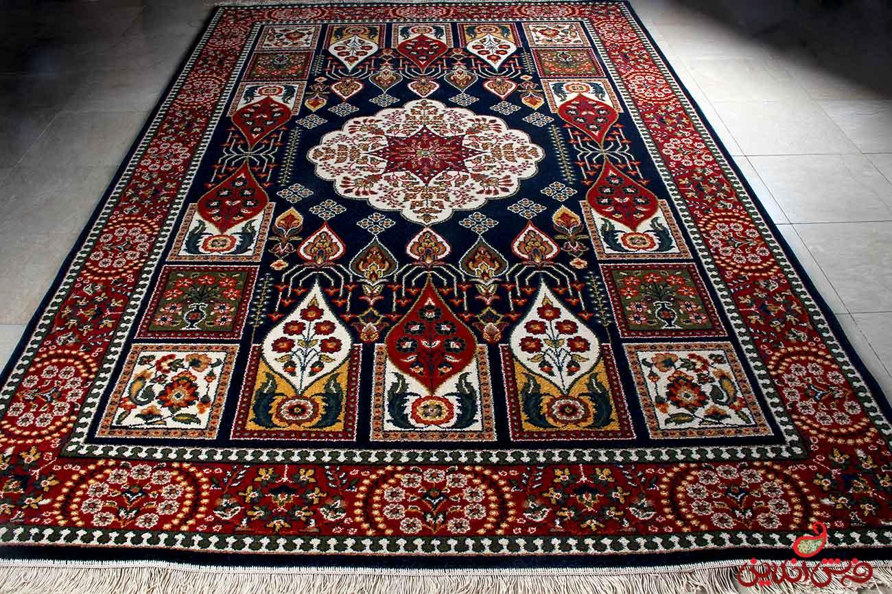 انواع بافت فرش