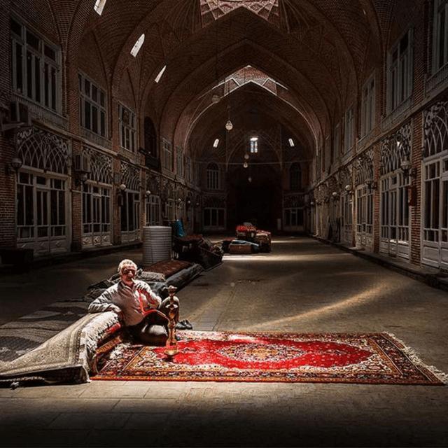 گروه فرش ایران در تلگرام_irancarpet