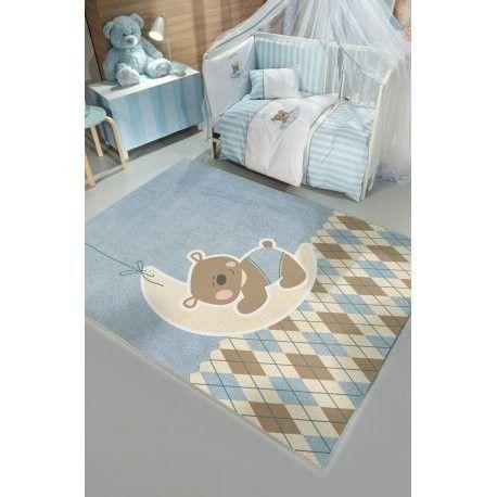 انتخاب فرش برای اتاق کودک