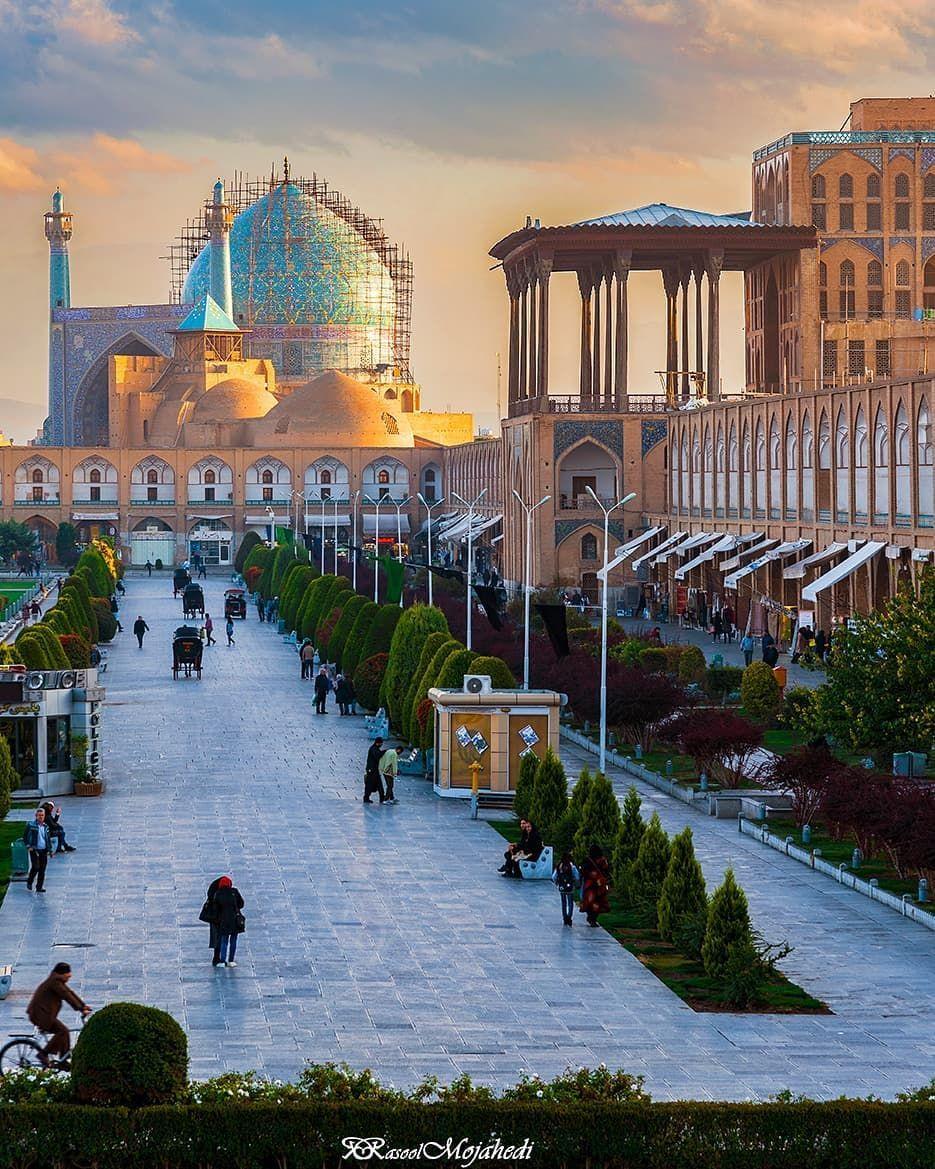 خرید فرش در اصفهان