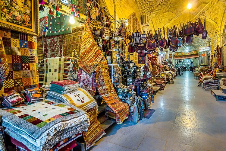 بازار فرش اینترنتی تهران