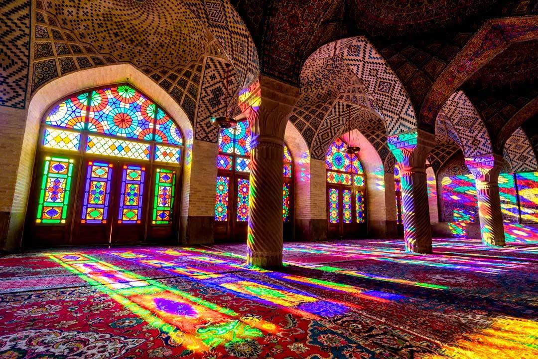 خرید فرش در شیراز