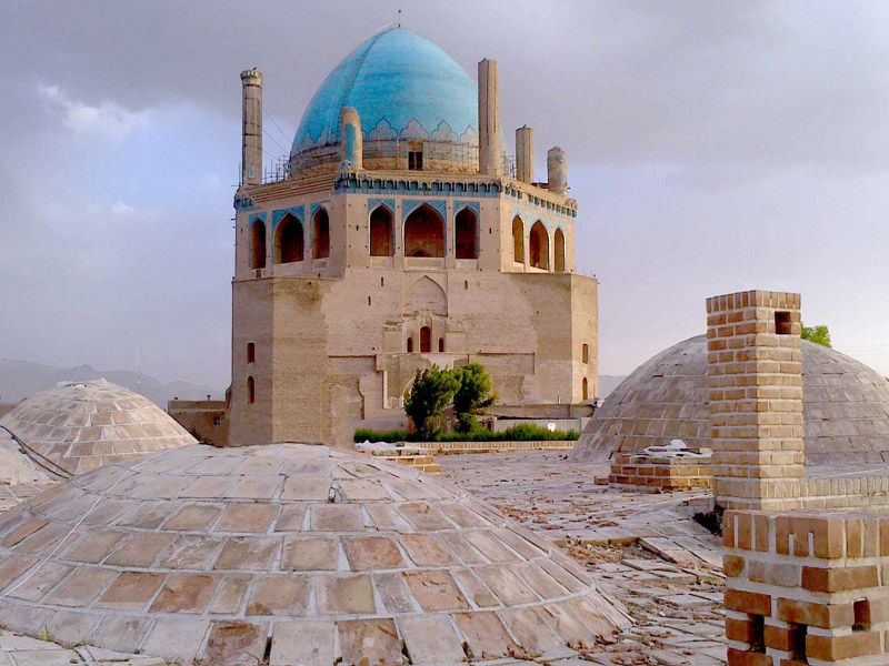 خرید فرش در زنجان