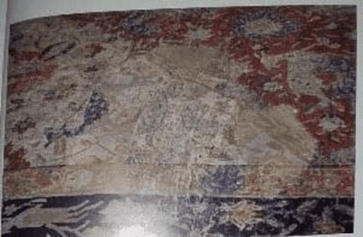 مقدمه ای بر سیر مرمت فرش در تاریخ و تعریف مرمت فرش
