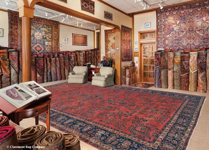 مقایسه فرش 1000 شانه و فرش 700 شانه
