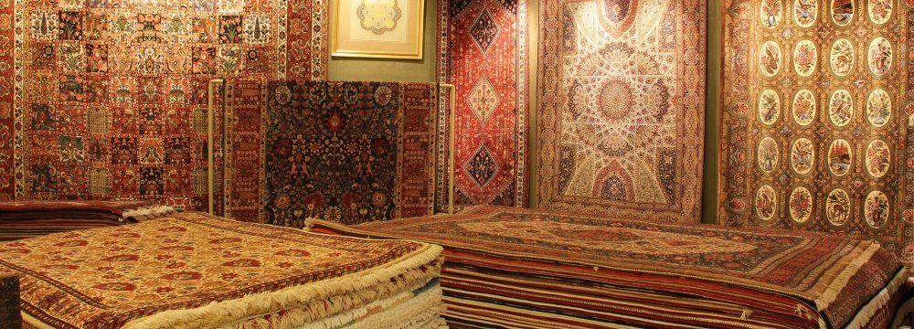 صادرات فرش ماشینی