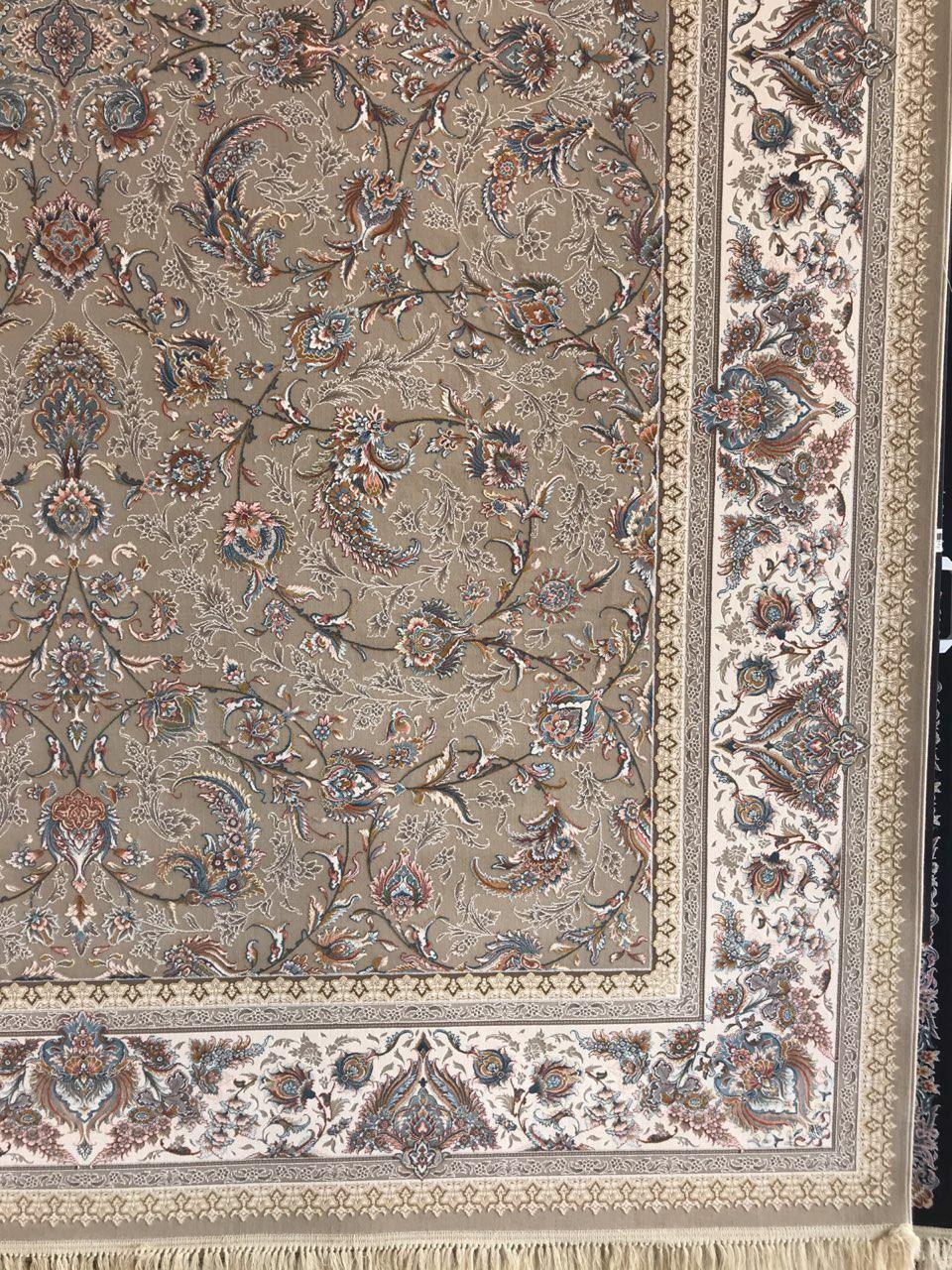 فرش 1200 شانه گل برجسته نقشه رقصانه زمینه فیلی