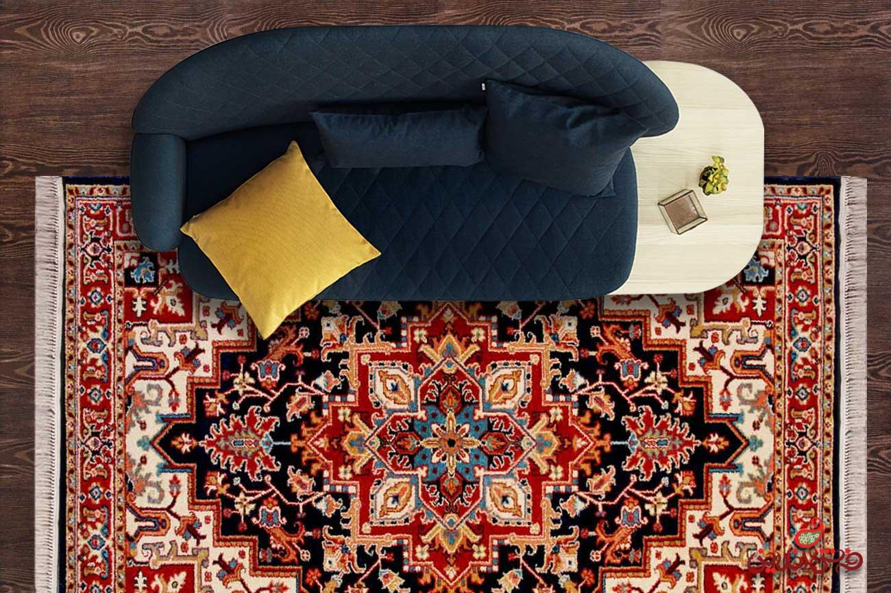 فرش ماشینی ارزان