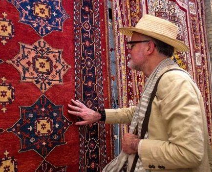 نحوه تشخیص فرش تقلبی از اصلی