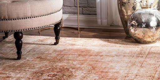 جای مبل روی فرش