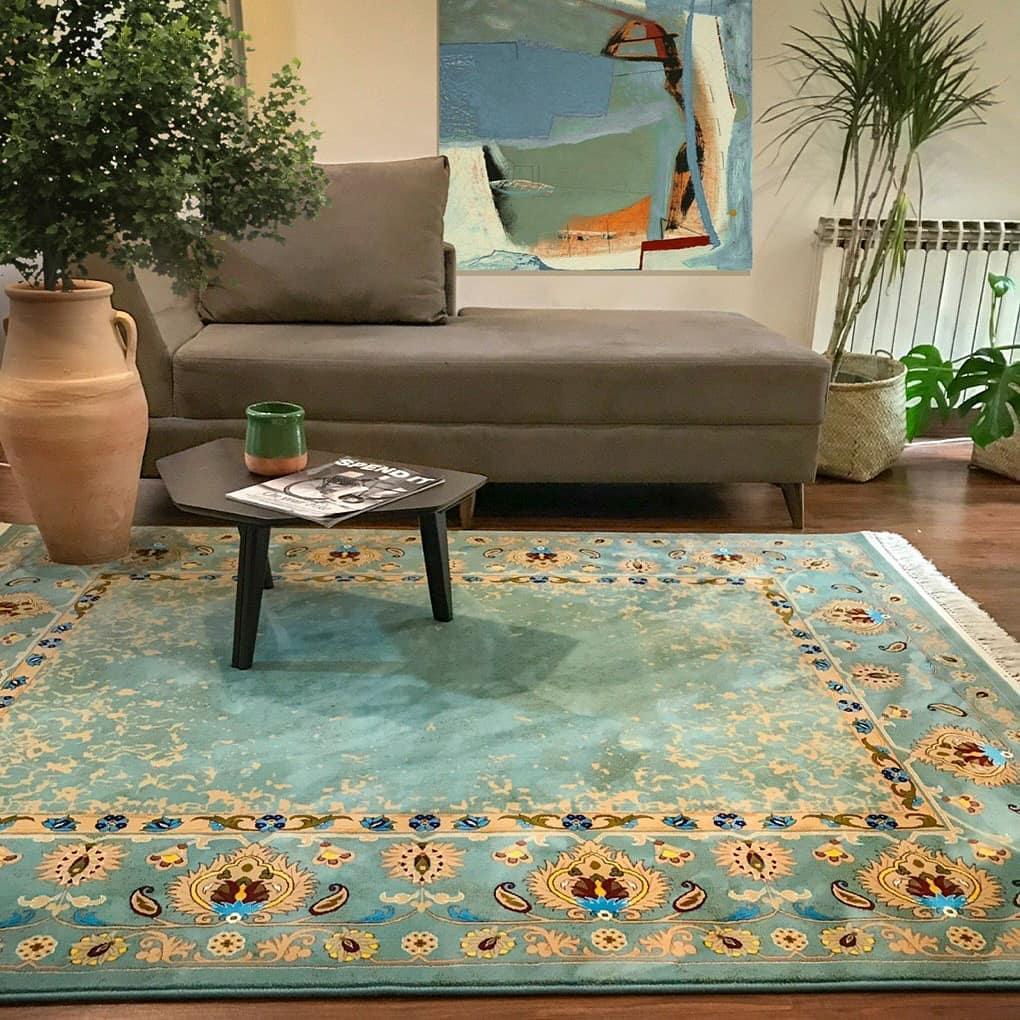 فرش ماشینی 1000 شانه