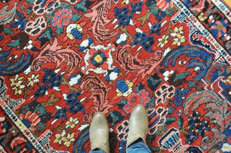 فرق فرش 700 شانه با فرش 500 شانه